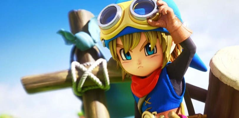 Se muestran nuevas imágenes de Dragon Quest Builders