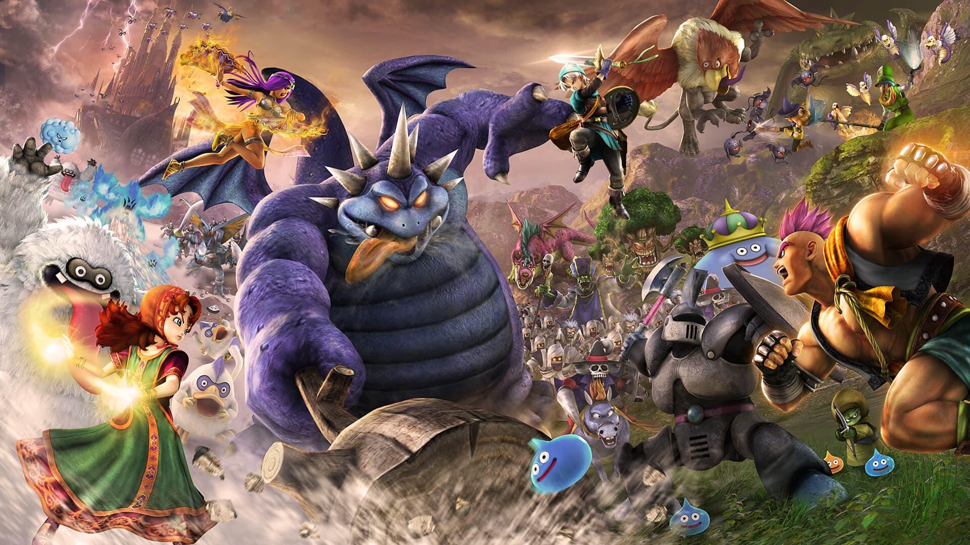 Imagen de Ya hay fecha para Dragon Quest Heroes II en Japón