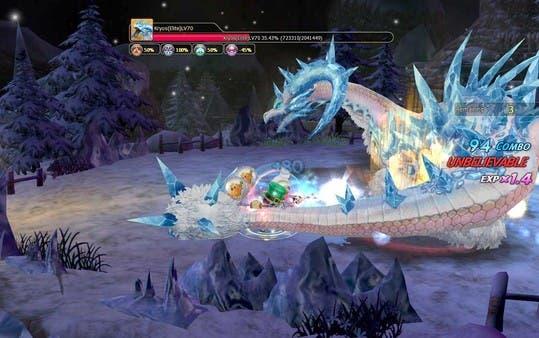 Dragon Saga Steam Free to Play