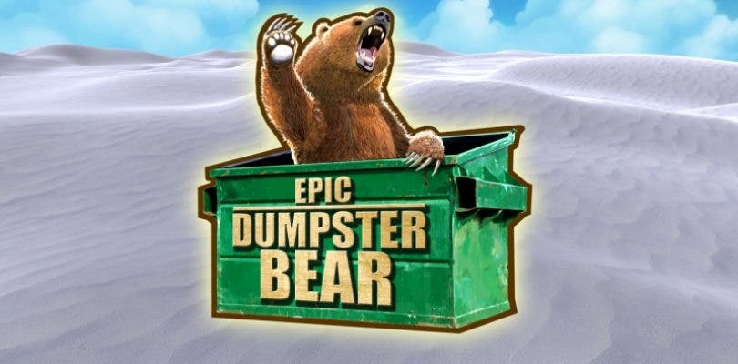 La eShop europea recibirá este año el título Epic Dumpster Bear