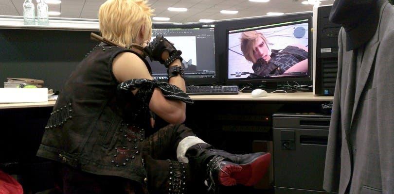 Square-Enix muestra como es el proceso de animación de un personaje de Final Fantasy XV