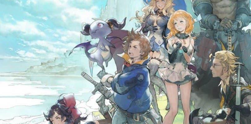 Final Fantasy: Brave Exvius llegará a Occidente