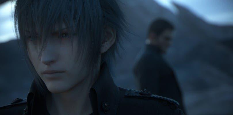 La portada europea de Final Fantasy XV será reversible
