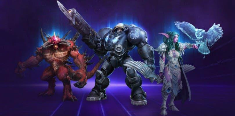Los torneos de Heroes of the Storm están a la vuelta de la esquina