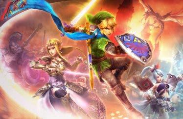 Así luce Linkle y los demás personajes de Hyrule Warriors Legends en Wii U