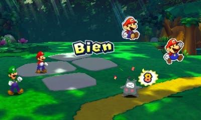 Mario luigi paper jam bros (8)