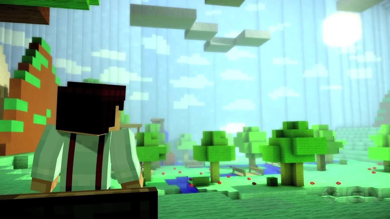 Minecraft Story Mode 6