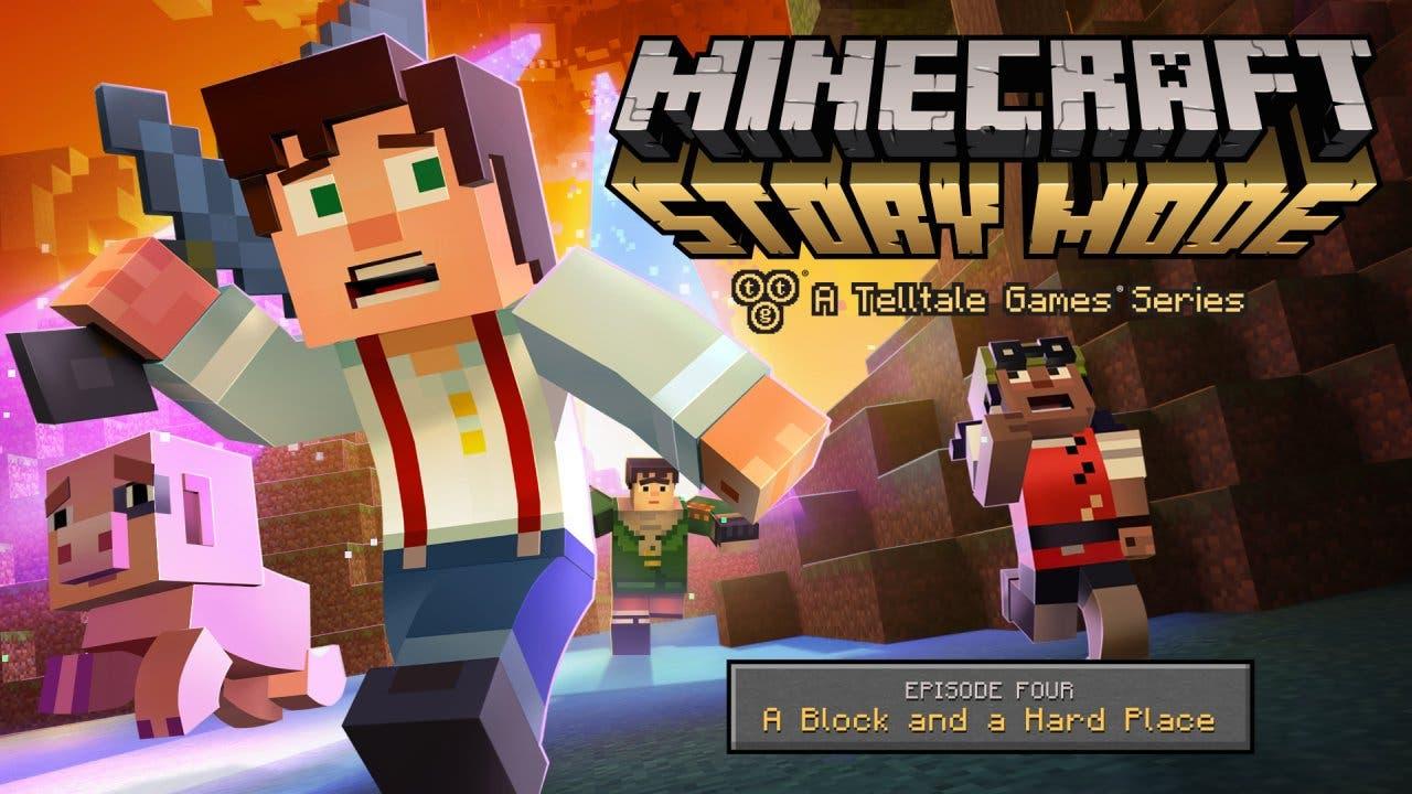Minecraft Story Mode 7