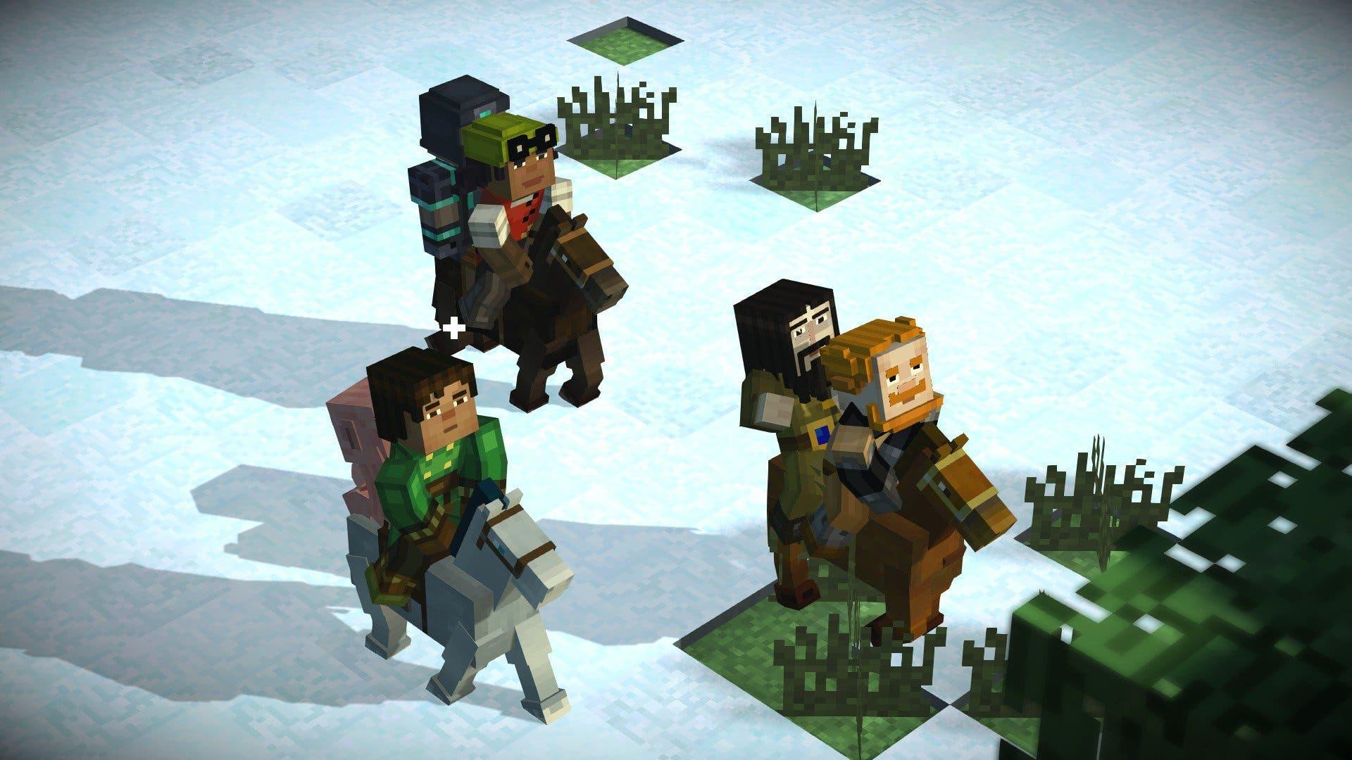 Minecraft Story Mode 8