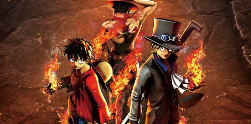 One Piece: Burning Blood detalla algunos de sus personajes de apoyo