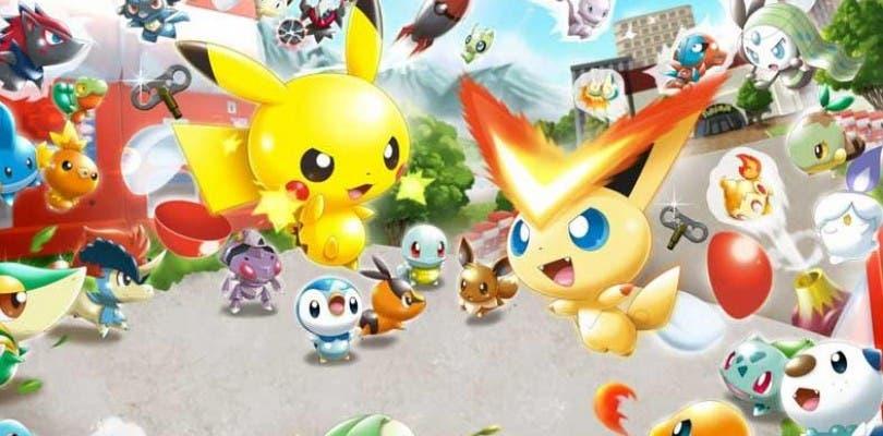 Tráiler de lanzamiento de Pokémon Rumble World