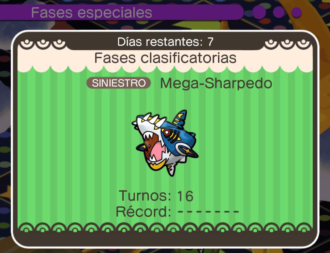 PokemonShuffleMegaSharpedo