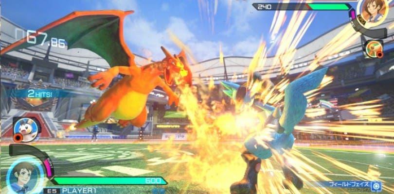Un mando Hori en Pokkén Tournament por Wii U