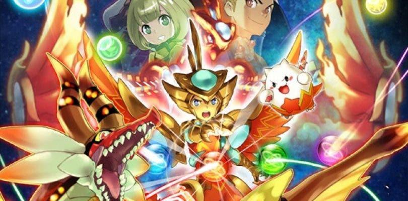 Primer gameplay de Puzzle & Dragons X, para Nintendo 3DS