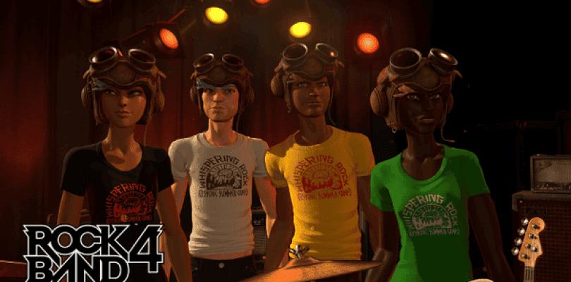 Psychonauts se cuela en modo de DLC en Rock Band 4