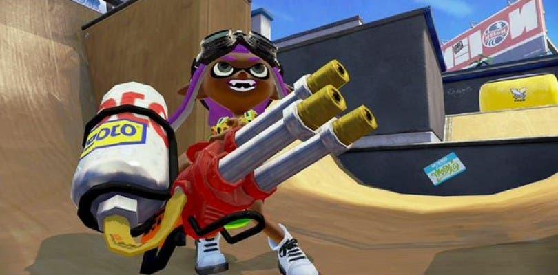 Nintendo nos presenta el último arma que llegará a Splatoon
