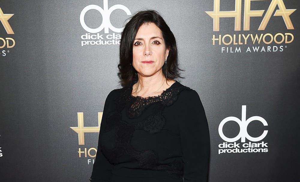 Mandatory Credit: Photo by Buckner/Variety/REX/Shutterstock (5333895fa) Stacey Sher Hollywood Film Awards, Los Angeles, America - 01 Nov 2015