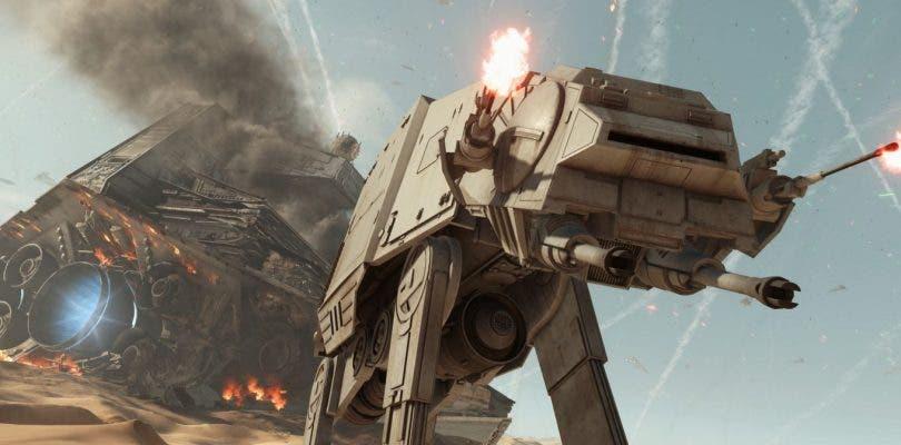 Novedades sobre la secuela de Star Wars Battlefront