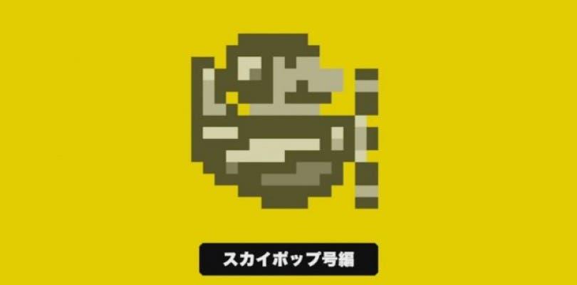Nuevo nivel y traje para Super Mario Maker