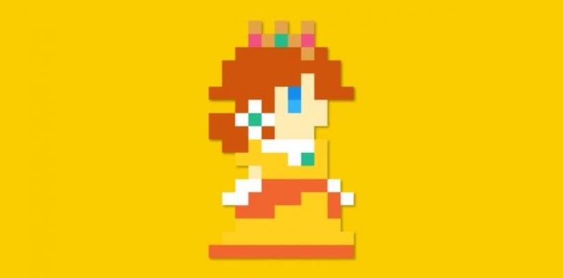 Daisy llegará este viernes a Super Mario Maker