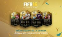 Ya disponible El Equipo de la Semana 19 de FIFA 16 Ultimate Team