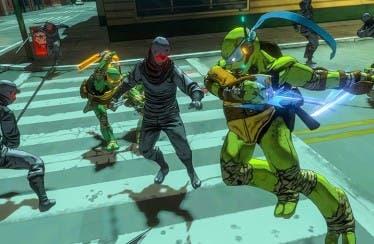 El próximo título de las tortugas ninja se muestra en un extenso gameplay