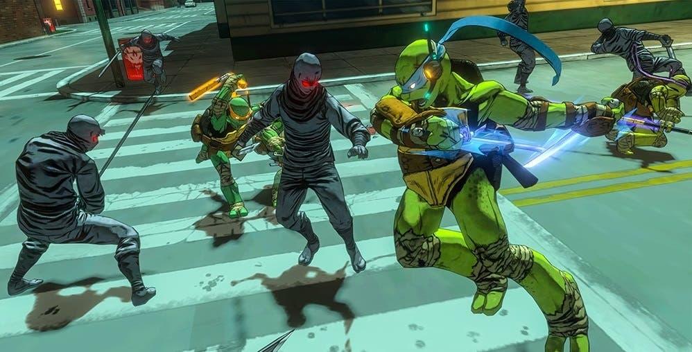 Teenage Mutant Ninja Turtles Mutants in Manhattan
