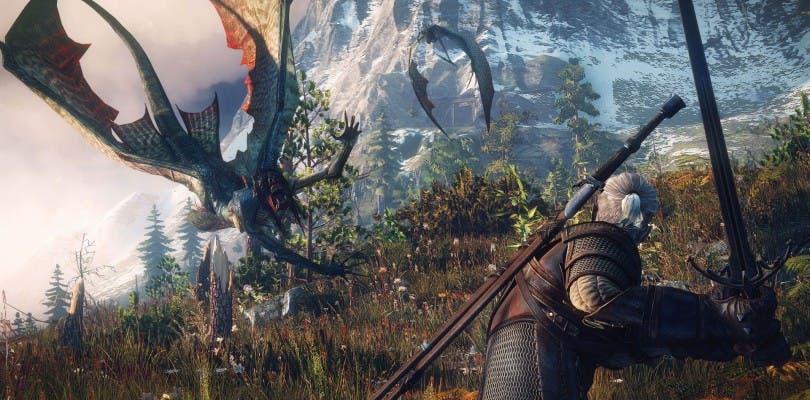 Se muestra la vista aérea de los mapas de The Witcher 3: Wild Hunt