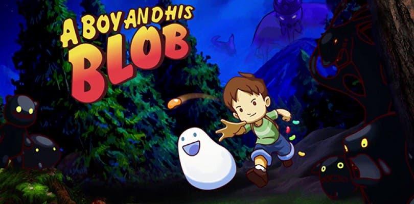 Confirmada la fecha de lanzamiento de A Boy and His Blob