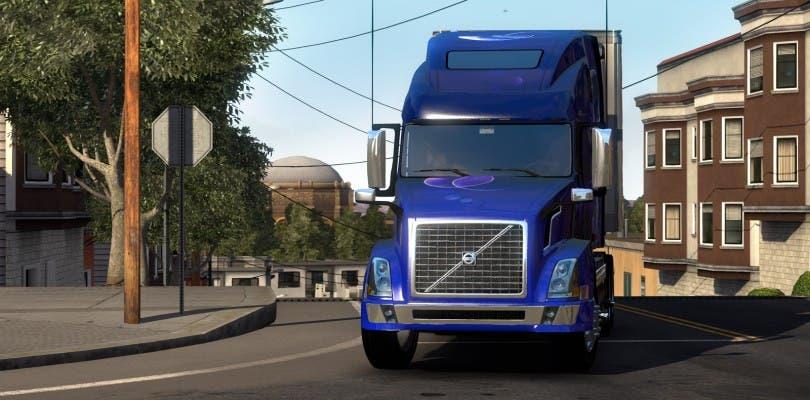American Truck Simulator se actualiza con un reescalado del mapa