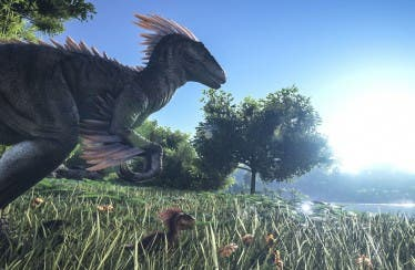 Nueva fauna en ARK: Survival Evolved
