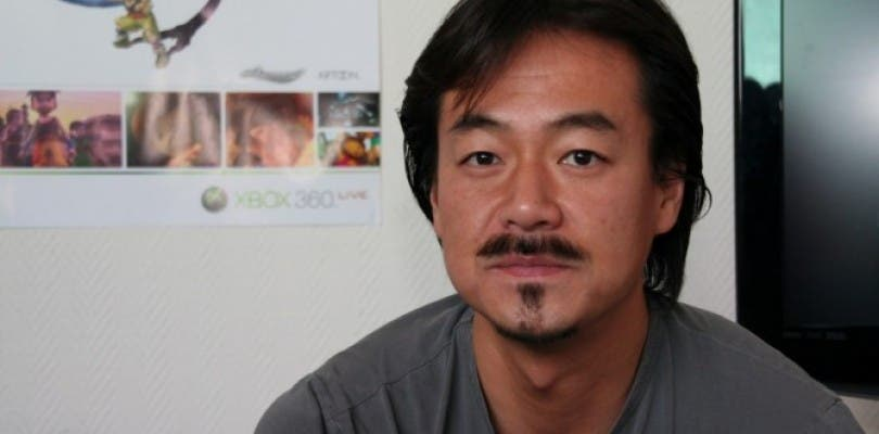 Hironobu Sakaguchi trabaja en un nuevo juego