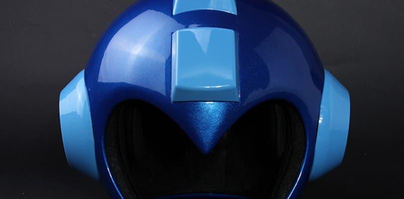 El casco de Megaman ya se puede reservar