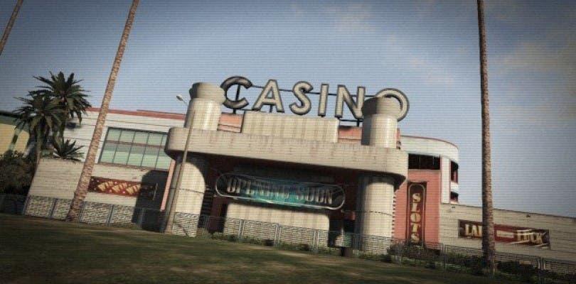 GTA V podría introducir una actualización de casinos próximamente