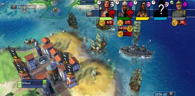 Civilization: Revolution 2 Plus para PlayStation Vita se vuelve a retrasar