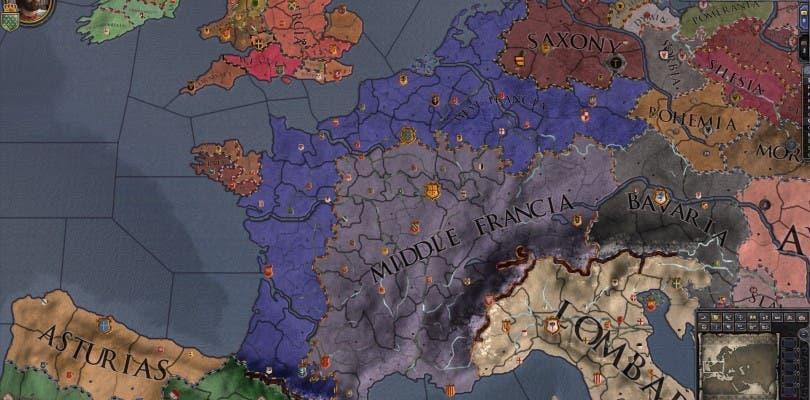 Crusader Kings II: Conclave confirma fecha de lanzamiento