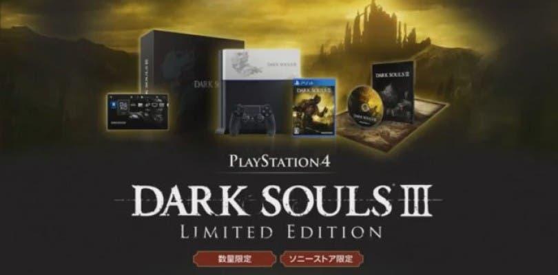 PlayStation 4 se viste para la llegada de Dark Souls 3