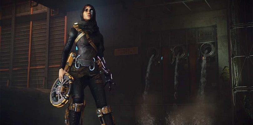 Kala es la nueva cazadora que ha aterrizado en Evolve