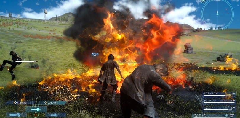 Final Fantasy XV tendría que vender 10 millones de copias para recuperar lo invertido