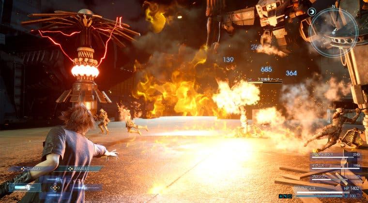 Imagen de El 30 de marzo conoceremos la fecha de lanzamiento de Final Fantasy XV