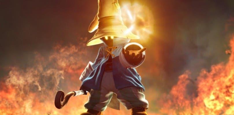 La remasterización de Final Fantasy IX podría llegar a PS Vita