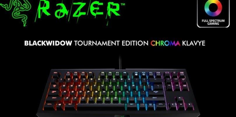 Análisis BlackWidow Chroma Tournament Edition