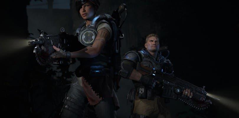 Gears of War 4 llegará antes de lo previsto
