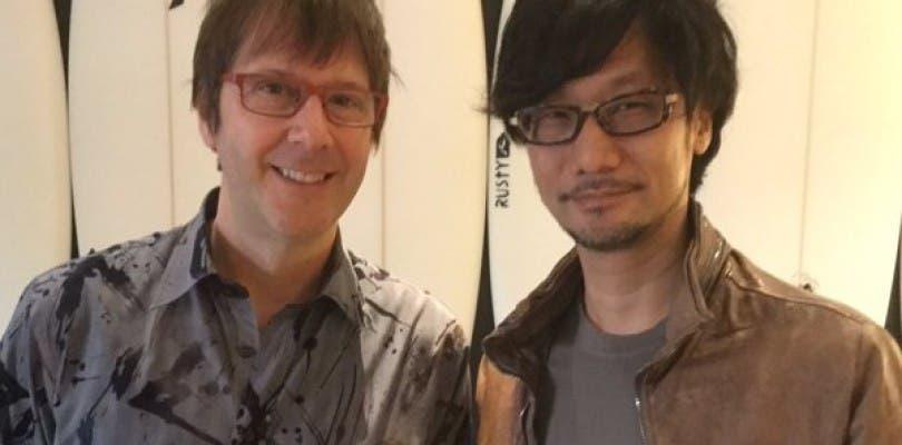 Kojima y Mark Cerny viajan en busca del mejor sistema de captura de movimiento