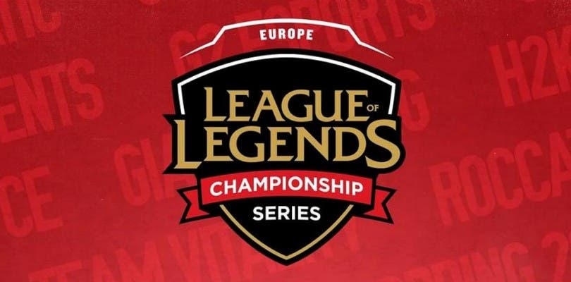Crónica de la primera semana de la LCS europea