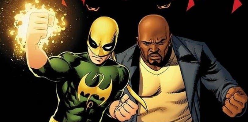 Puño de Hierro podría debutar en Marvel's Luke Cage