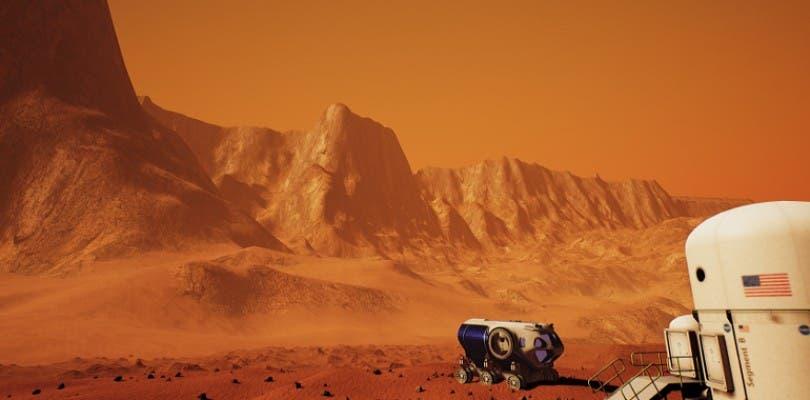 La NASA trabaja con Unreal Engine 4 para crear un viaje virtual a Marte