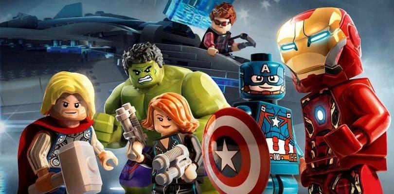 LEGO Marvel Vengadores estrena tráiler de lanzamiento