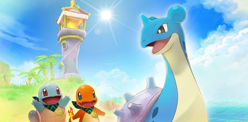 Pokémon Mundo Megamisterioso se deja ver en su tráiler de presentación