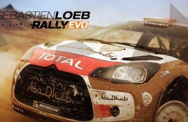 Sébastien Loeb Rally Evo se muestra en un nuevo tráiler